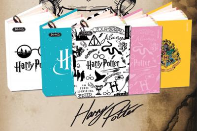 Les agendas Harry Potter pour la rentrée en exclusivité chez SELECTA!